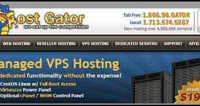 HostGator VPS | شرح شراء فى بى اس هوست جيتور