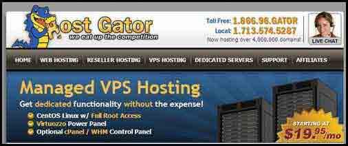 شرح مصور شراء فى بى اس هوست جيتور HostGator VPS