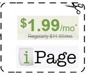 كوبون اي بيج | شرح بالصور شراء استضافه iPage والحصول علي خصم %80