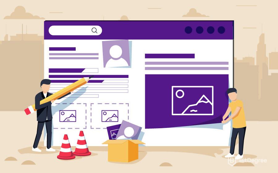 انشاء موقع الكتروني : كيفية انشاء موقع ويب خاص بي خطوة خطوة