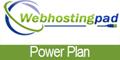 سعر ومواصفات استضافه ويب هوستنج باد الخطه الاولي WebHostingPad Power Plan